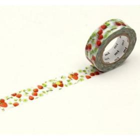 Washi tape MT strawberries