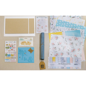 Taller scrapbooking y kit