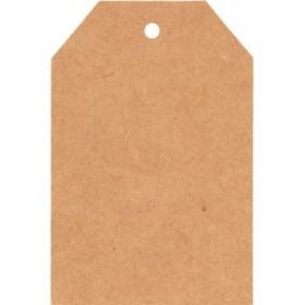 Etiquetas kraft tag